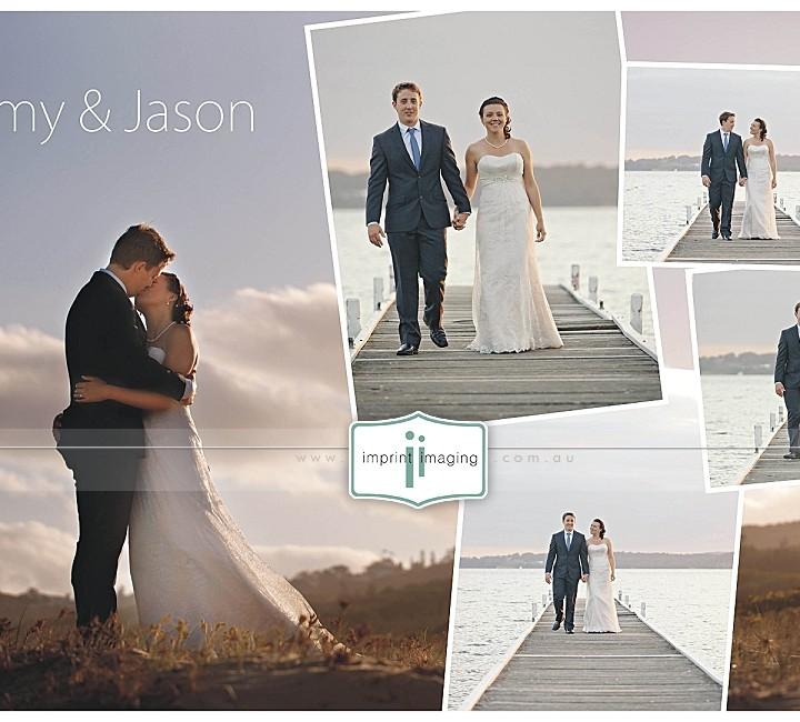 Imprint Imaging Wedding: Amy & Jason
