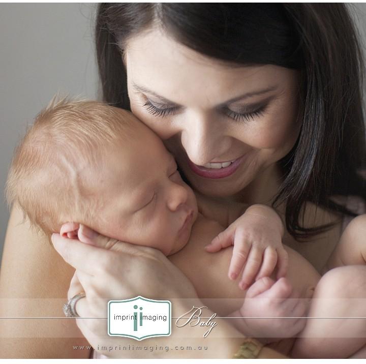 Imprint Imaging Newborn: Zachary